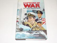 Captains Of War : They Fought Beneath The Sea (Gray 1988)